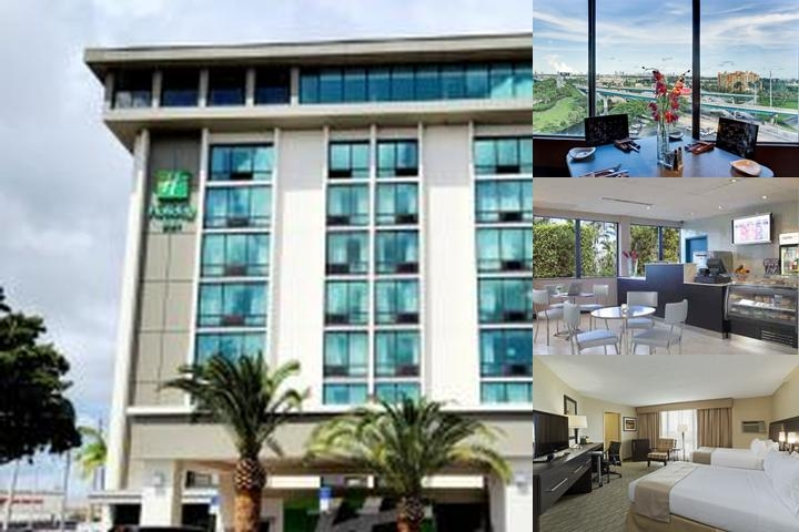 Holiday Inn Miami International Airport photo collage