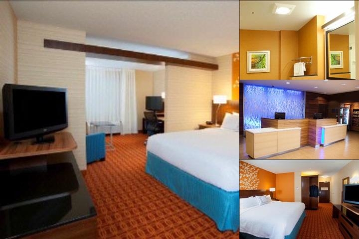 Fairfield Inn & Suites Chicago River North photo collage