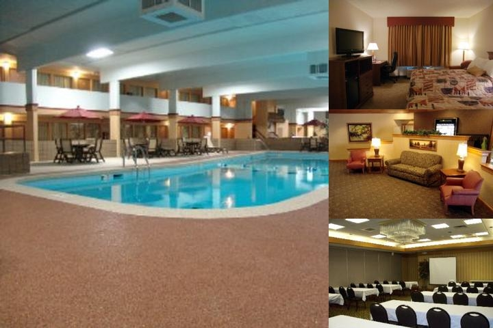Ramada Convention Center photo collage