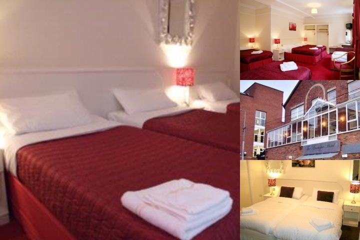 The Boutique Hotel photo collage