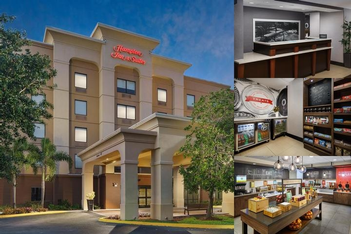 Hampton Inn & Suites Ft. Lauderdale West Sawgrass photo collage