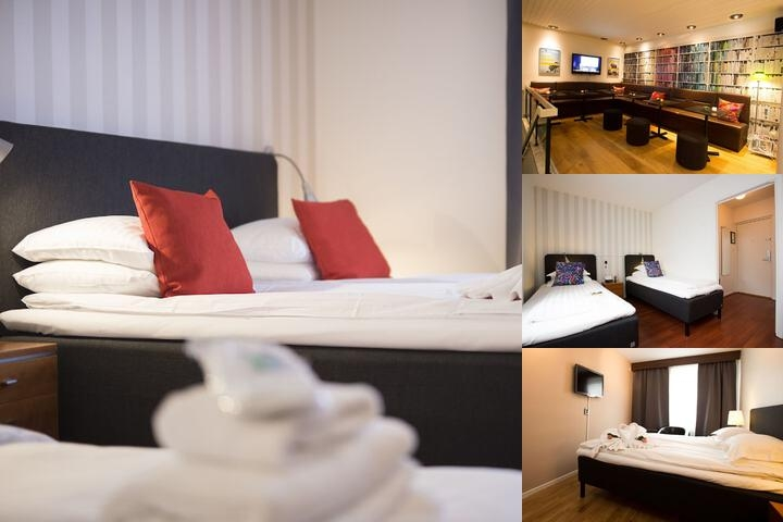 Best Western Hotel Hansa photo collage