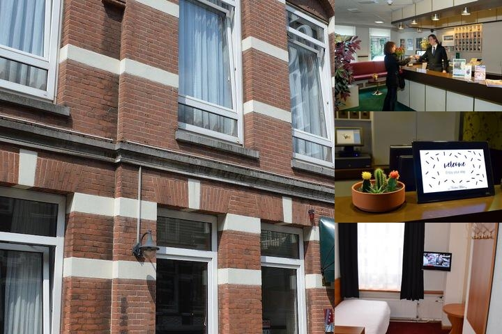 Hotel Nicolaas Witsen Amsterdam City Center photo collage