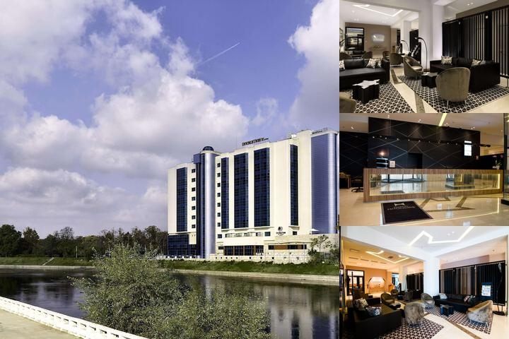Doubletree by Hilton Hotel Oradea photo collage