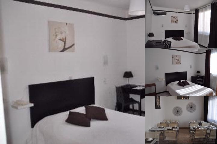 Hotel Saint George Avignon photo collage