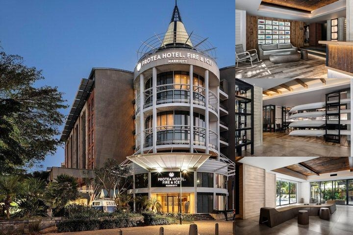 Protea Hotel Umhlanga Ridge photo collage