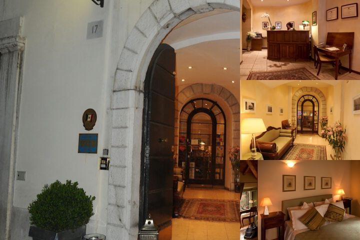 Albergo Orologio photo collage