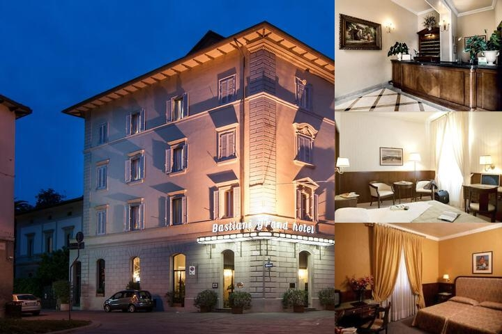 Grand Hotel Bastiani photo collage