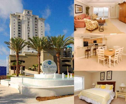 The Shores at Orange Beach photo collage