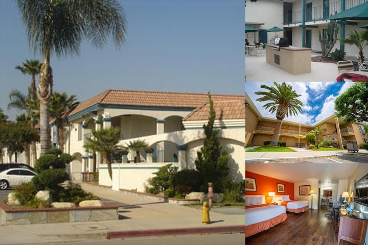 Howard Johnson Buena Park photo collage