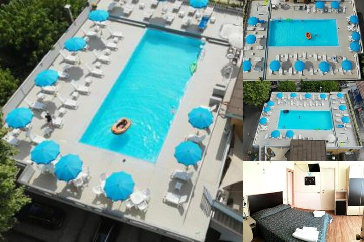 Parador Hotel Residence photo collage