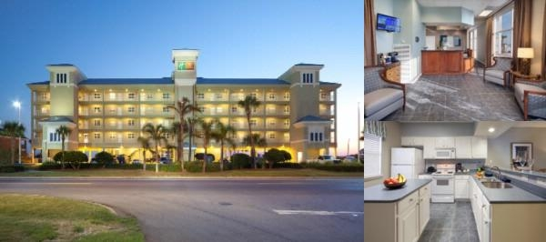 Holiday Inn Club Vacations Panama City Beach Resor photo collage
