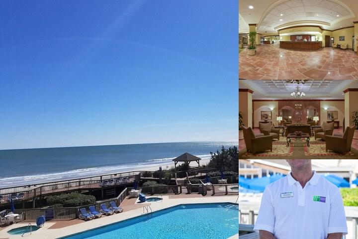 Holiday Inn Resort Wrightsville Beach photo collage