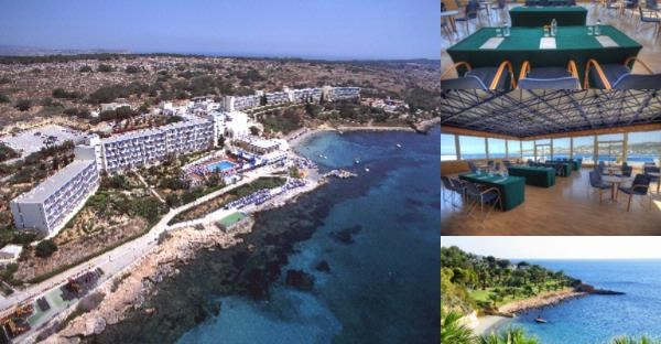 Mellieha Bay Hotel photo collage