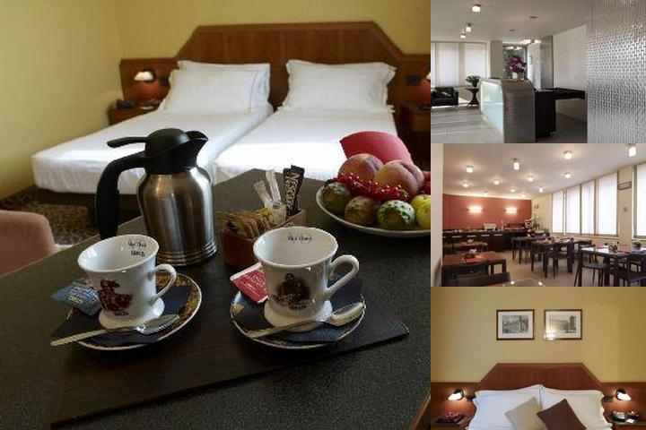 Hotel Montini photo collage