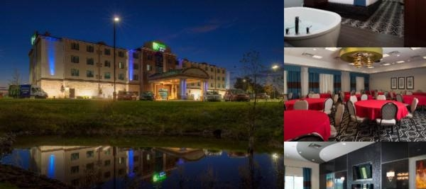 Holiday Inn Express & Suites Kansas City Airport photo collage