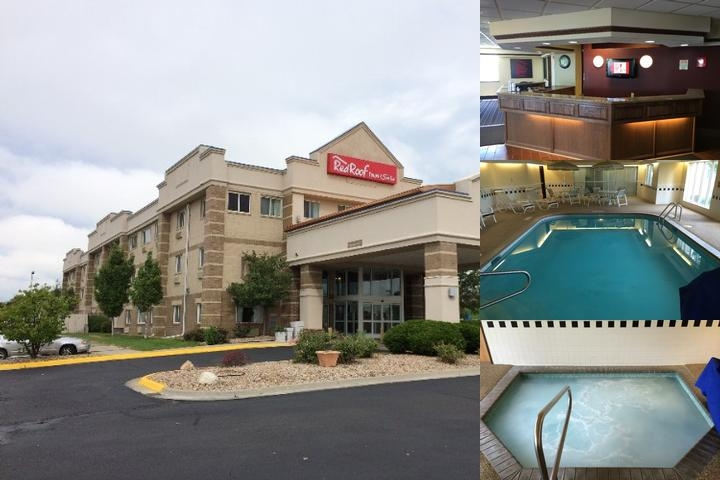 Holiday Inn Express Hotel & Suites Lincoln North photo collage