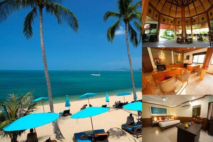 Pinnacle Samui Resort & Spa photo collage