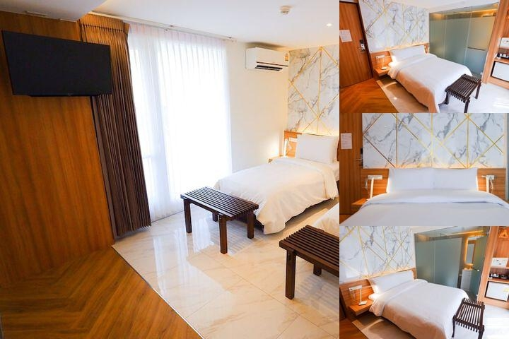 Pinnacle Sukhumvit Inn photo collage