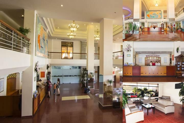 Vung Tau P & T Hotel photo collage