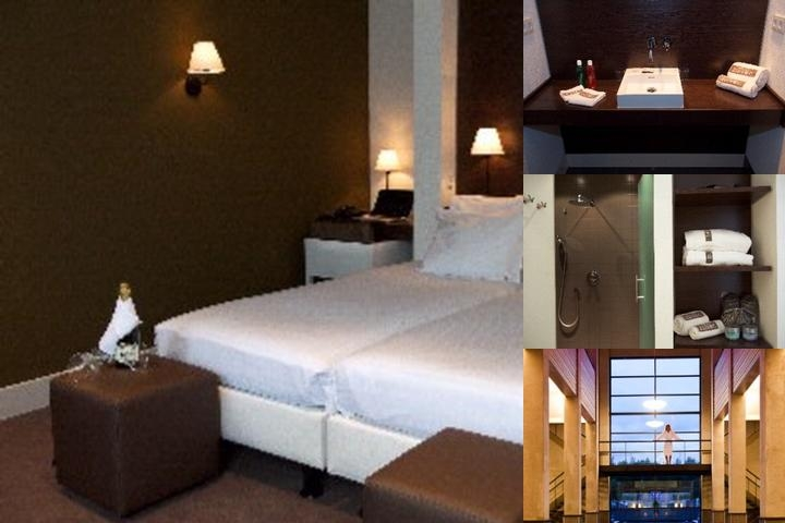 Spa Sport Hotel Zuiver photo collage