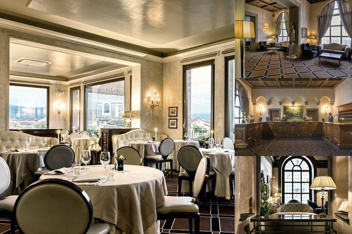 Grand Hotel Baglioni photo collage
