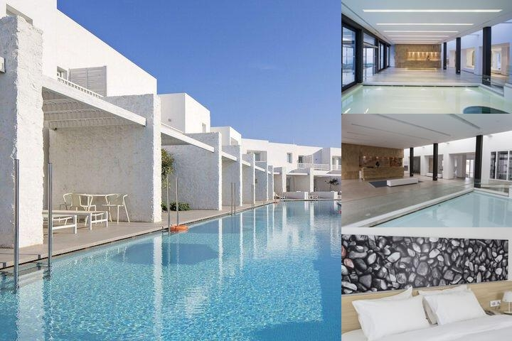 Patmos Aktis Suites & Spa photo collage