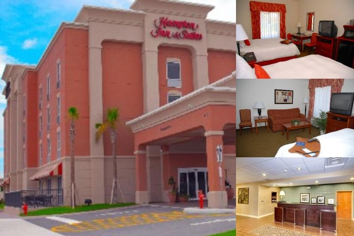 Hampton Inn & Suites Cape Coral photo collage
