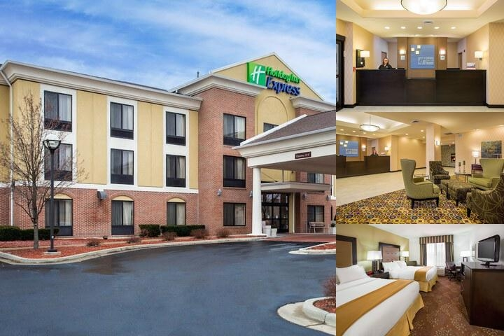 Holiday Inn Express Suites Of Martinsville Photo Collage