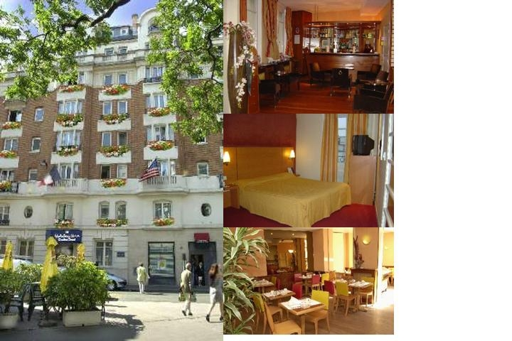 Holiday Inn Paris Auteuil photo collage