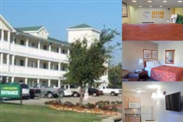 Intown Suites Dfw Airport photo collage