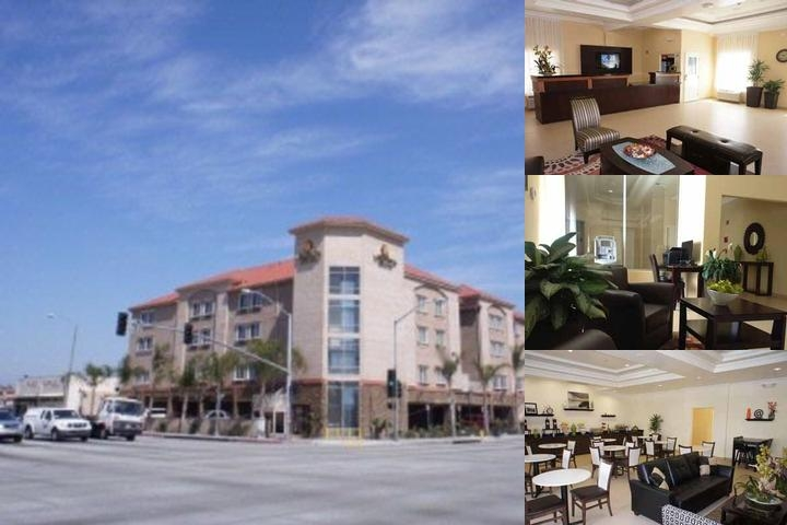 La Quinta Inn & Suites Imperial Hwy Lax photo collage