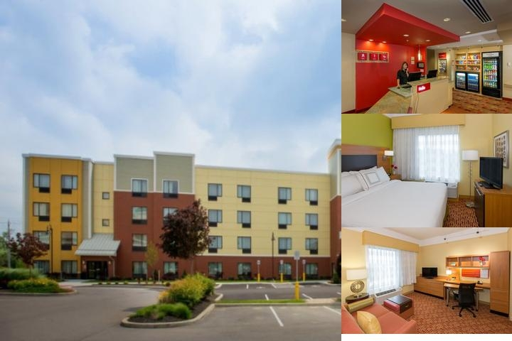 Towneplace Suites by Marriott Buffalo Airport photo collage