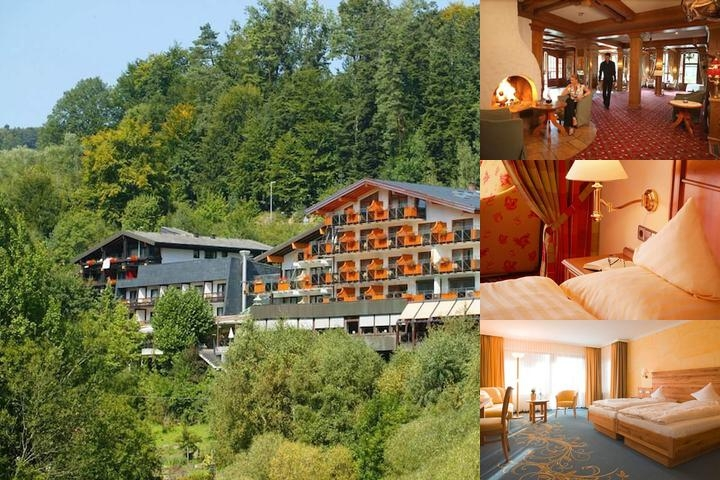 Ringhotel Mönchs Waldhotel photo collage