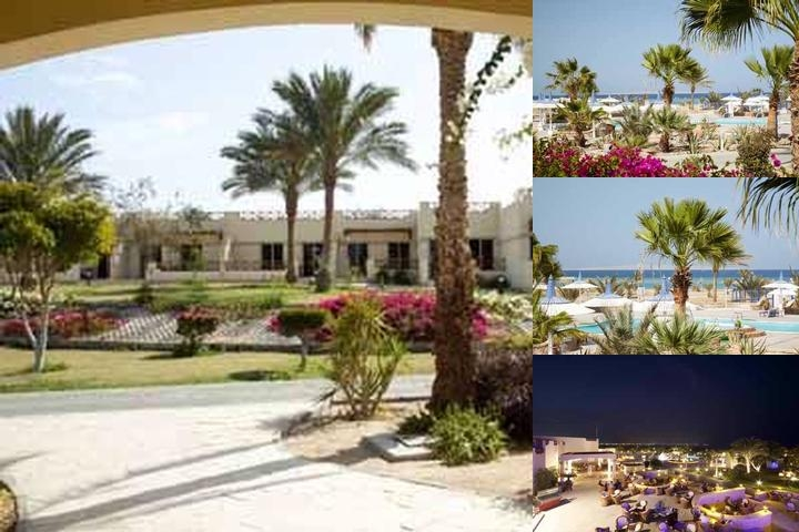 Coral Beah Rotana Hurghada photo collage