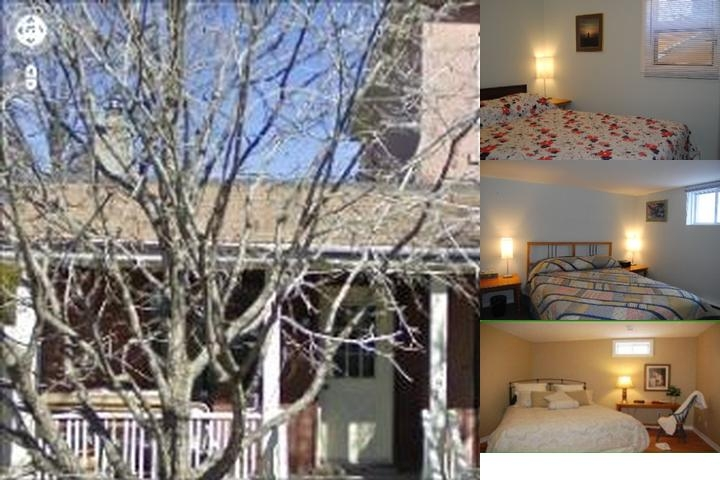 Sunnyside Bed & Breakfast photo collage