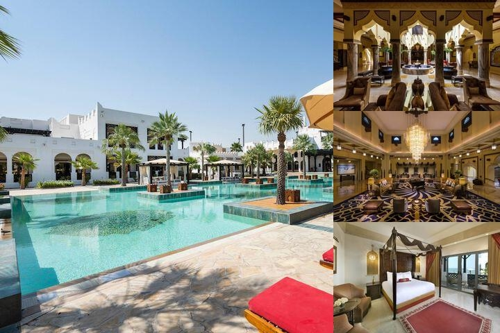Sharq Village & Spa Operated by The Ritz Carlton photo collage