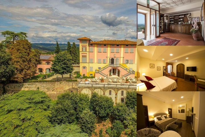Villa Lecchi photo collage