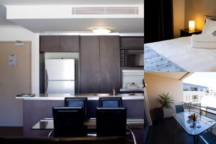 Verandah Perth Apartments photo collage