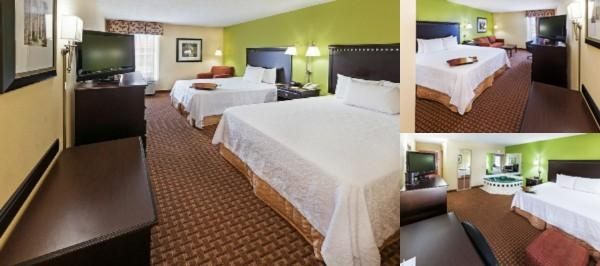 Hampton Inn Conway photo collage