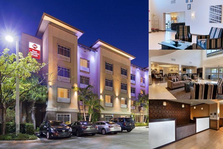 Best Western Plus Miami Airport North Hotel & Suites photo collage