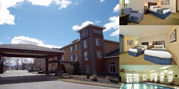 Best Western Plus Coldwater Hotel photo collage