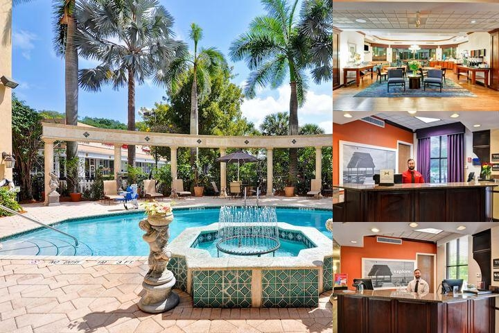 Hampton by Hilton Boca Raton photo collage