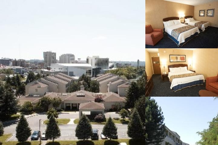 Courtyard by Marriott Spokane photo collage