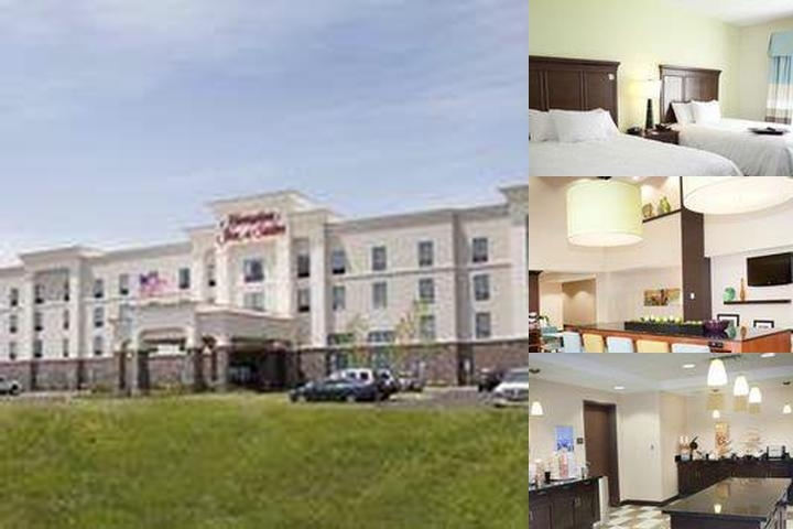 Hampton Inn & Suites Wheeling The Highlands photo collage
