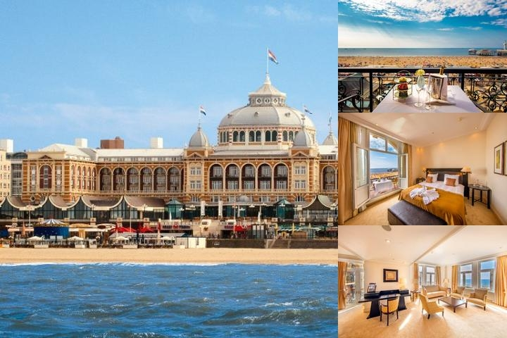 Steigenberger Kurhaus Hotel photo collage