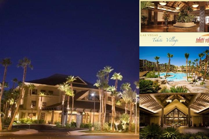 Tahiti Village Resort & Spa photo collage
