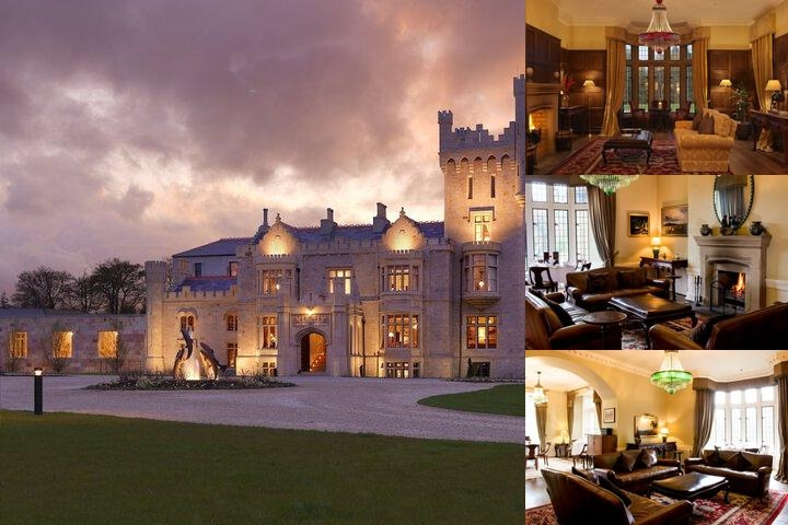 Lough Eske Castle a Solis Hotel & Spa photo collage