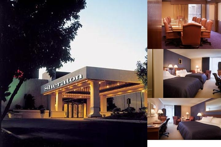 Sheraton Valley Forge photo collage