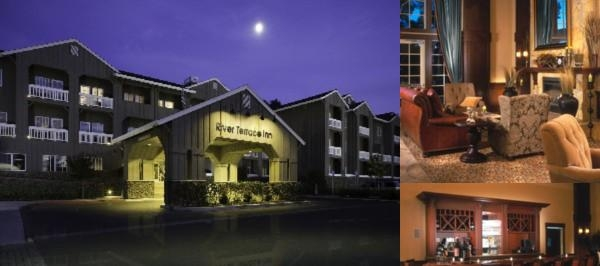 River Terrace Inn photo collage